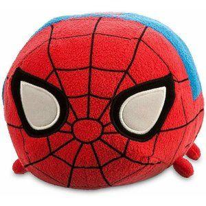 Authentic Marvel Spider-Man Tsum Tsum Plush